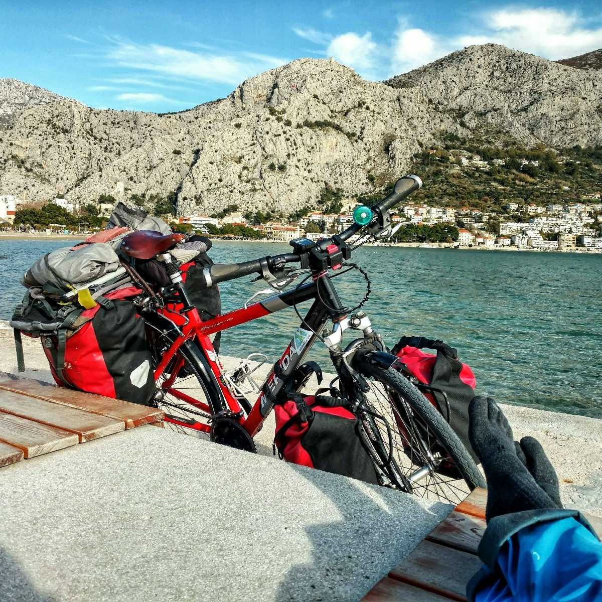 instagram omiš bike